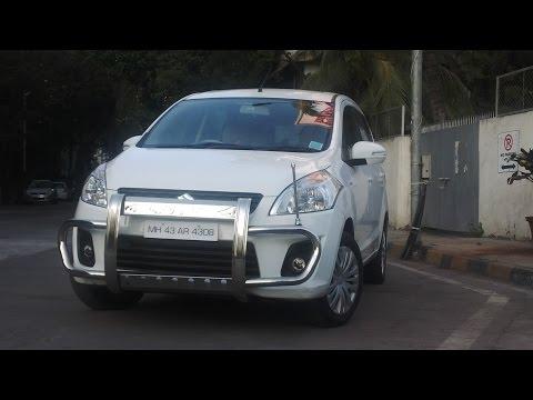 2014 Maruti Ertiga Petrol/CNG For sale in Mumbai
