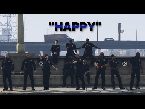 Grand Theft Auto V - Happy