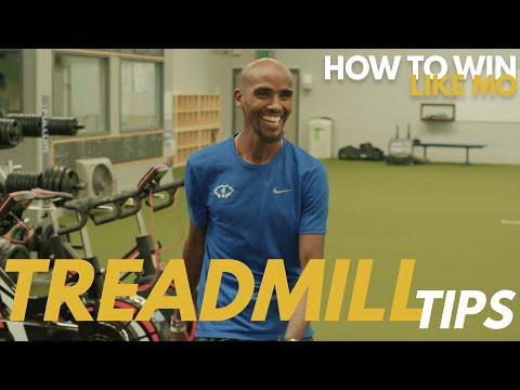 Mo Farah's Tips on Using a Treadmill | How to Win Like Mo
