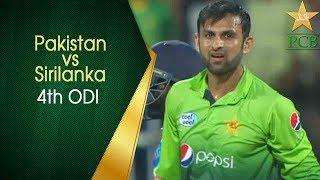 Pakistan vs Sri Lanka - 4th ODI PCB