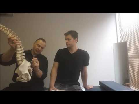 170 LBS DUMBBELL LIFTING WENT WRONG - CHIROPRACTIC ADJUSTING SAVE THE DAY