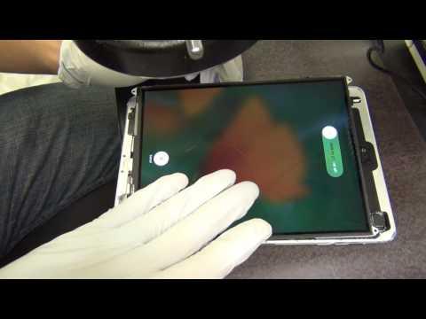Mail-in: iPad mini / iPad mini Retina Touch Digitizer Connector Repair CyberDocLLC.com