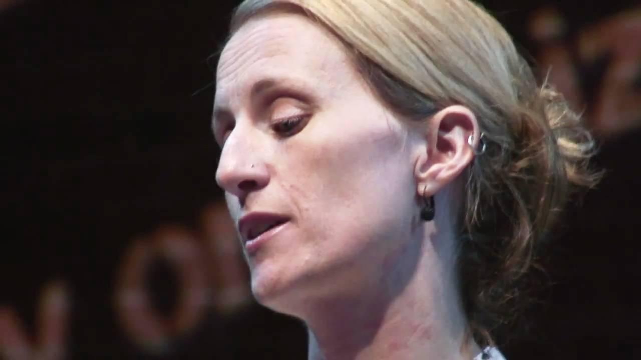 TEDxYYC - Dr. Megan McElheran - Trauma Change Resilience