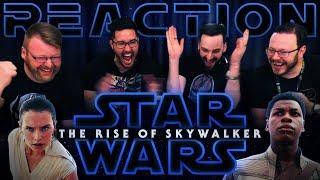Download Star Wars: Episode IX The Rise of Skywalker - Teaser REACTION!! Video