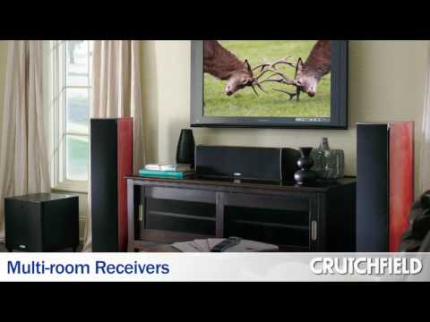 How to Choose a Home Theater Receiver | Crutchfield Video