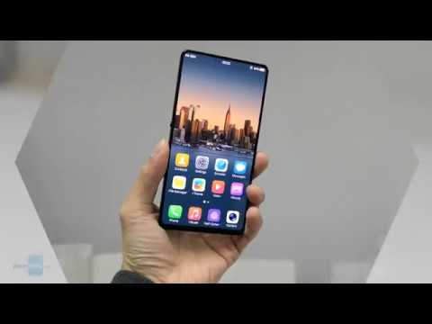 Vivo Apex hands-on: The 99% bezel-less phone with an in-screen fingerprint sensor