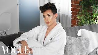 73 Questions With James Charles | Vogue