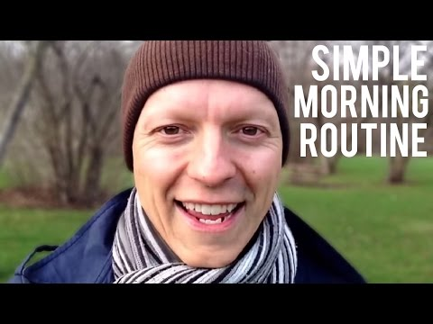 Simple Morning Routine That Gives Quick, All-Day Energy