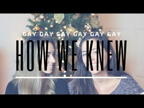 How do you know if you're GAY?   Allie & Sam   Lesbian Couple