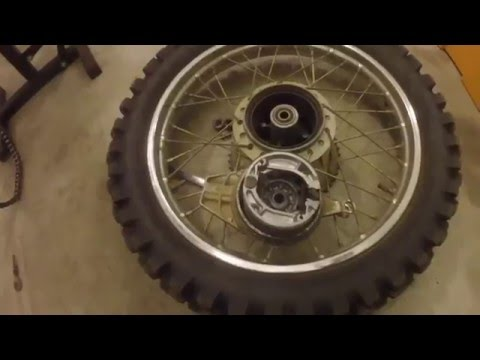 How to Replace Brake Pads on a Dirt Bike