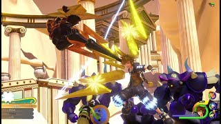 KINGDOM HEARTS III - Trailer dell