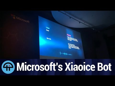 Microsoft's Xiaoice Bot is Getting Smarter