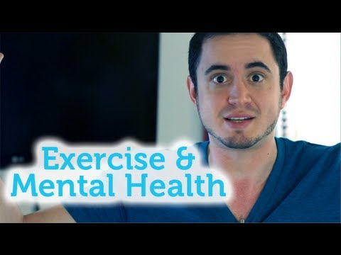 Exercise Works! Exercise and Stress, Depression, Anxiety, and Other Mental Issues.