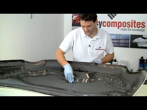 How to Make a Carbon Fiber Car Bonnet/Hood - Part 3/3