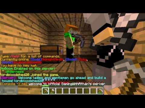 how to survive with friend(Like retards)in minecraft(ep2)