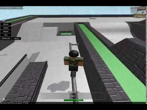 Roblox's Tony Hawk 2