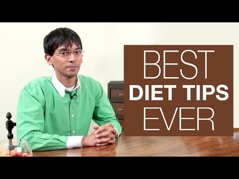 Healthy Weight Loss & Dieting Tips