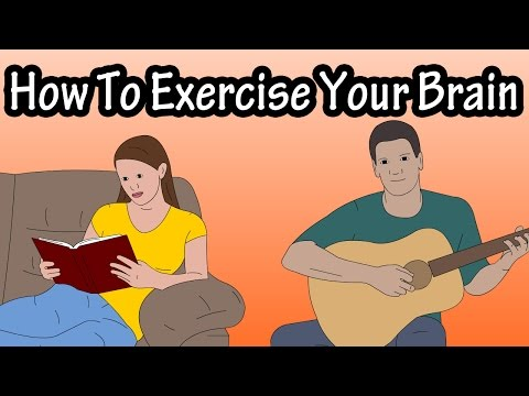 How To Improve Brain Function And Brain Health - Ways To Challenge Your Brain