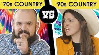 70s vs 90s Country Music - Back Porch Bickerin