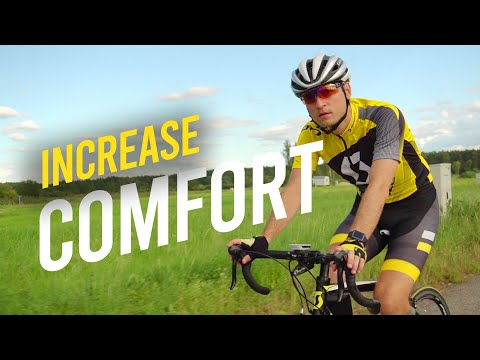 7 Ways How-To Increase Comfort On Your Road Bike