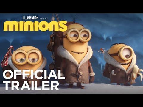 Minions - Oficial Trailer