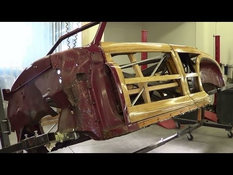1947 Chrysler Town and Country Project part 2