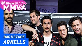 Arkells Prepare For a Big Party | 2017 iHeartRadio MMVAs