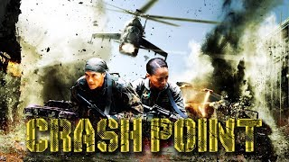 Crash Point Hindi Dubbed Full Action Movie | English Dubbed New Movies