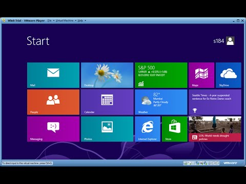 How to install VMware Player on Windows 8 / Windows 8.1