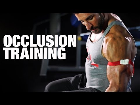 Occlusion Training: Increase Gains By Restricting Blood Flow