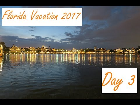 Day 3: EPCOT and The Boardwalk