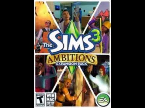 Serial Code for sims 3 Ambition