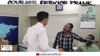 | Courier Service Prank | By Amir Baba In | P4 Pakao | 2018