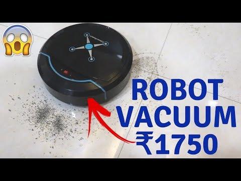 Cheap Robot Vacuum Cleaner unboxing & Review | Tech Unboxing 🔥