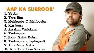 Aap Kaa Surroor - Full Soundtrack Album | Himesh Reshammiya | Jukebox