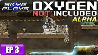 Oxygen Not Included Part 3 ►SCIENCE THE S**T OUT OF IT!◀ Gameplay / Let