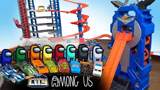 Among Us But It's Hot Wheels City (Interactive Movie)