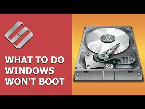 How to Check Your Hard Disk if Your Computer Can't Boot 🐞🖥️🛠️