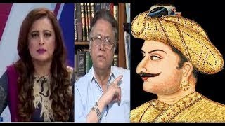 pakistan  media on india  tipu sultan latest Pak Media Analyst Hassan Nisar On Tipu Sultan 2018