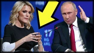 WATCH: MEGYN KELLY CONFRONTS PUTIN TO HIS FACE, WHAT HE DOES NEXT IS GAME CHANGING