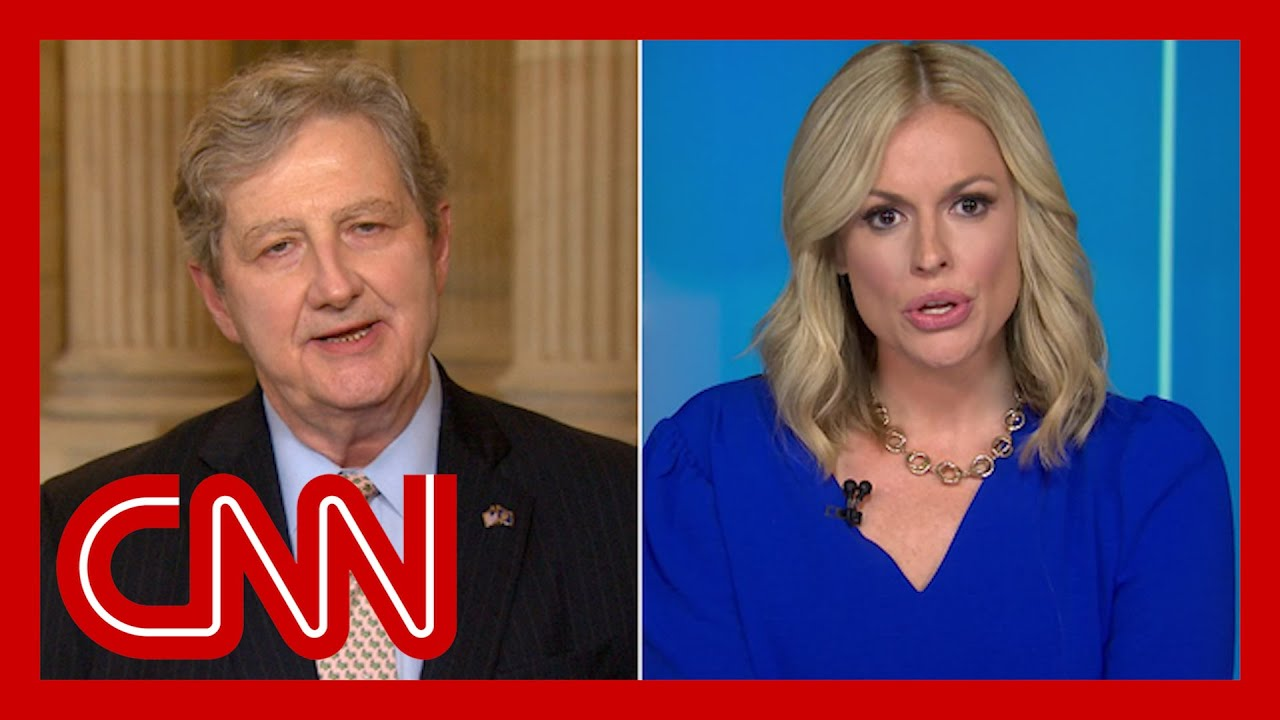 'I'm not going to let you do this': CNN anchor spars with senator over Trump audio