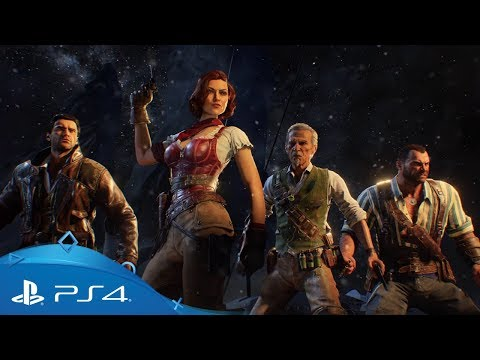 Call of Duty®: Black Ops 4 Zombies | Voyage of Despair Trailer | PS4