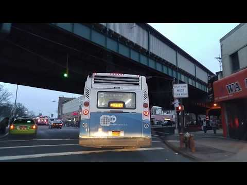 Driving from Middletown-Pelham Bay to City Island Bronx,New York