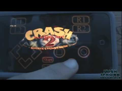 PSX4ALL: Play PlayStation 1 Games on iPhone