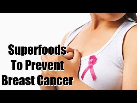 Superfoods That Prevent Breast Cancer