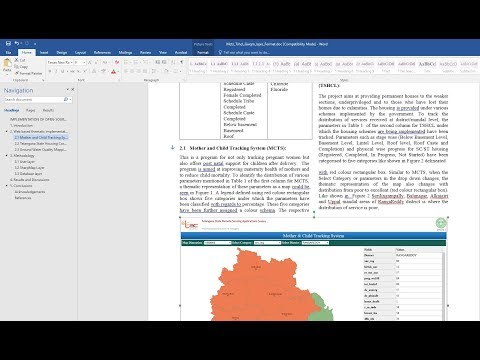 MS Word - Insert and expand image in a two column document