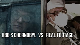 Download HBO's Chernobyl vs Reality - Footage Comparison Video