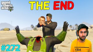 GTA 5 : THE END OF BOSS | SPECIAL SERIES | KING OF GTA FINAL CHAPTER | GTA5 GAMEPLAY #272