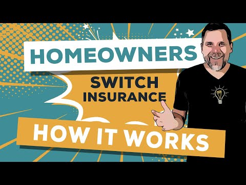 How Does Switching Your Homeowners Insurance Work?