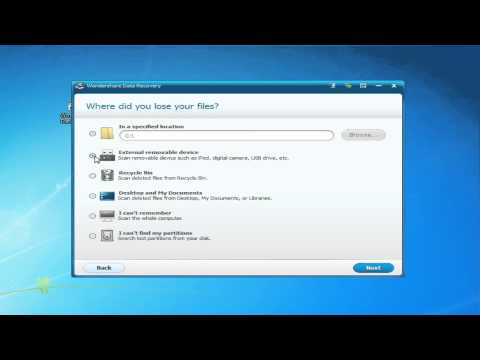 Steps to Recover Lost Data from PNY Attache Flash Drive
